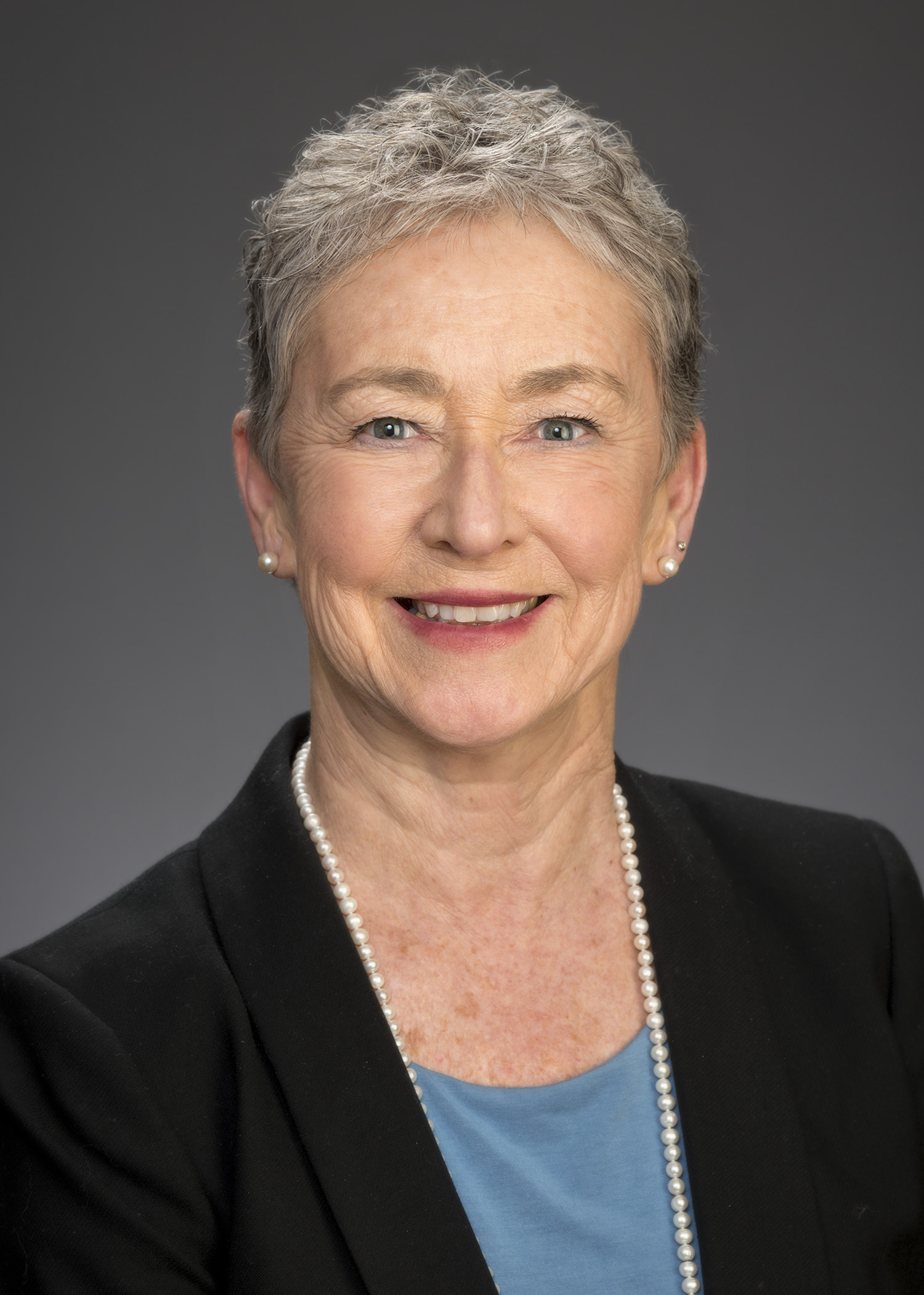 Portrait of Diane Brown